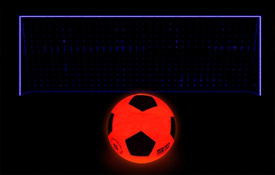 Dove giocare calcio buio
